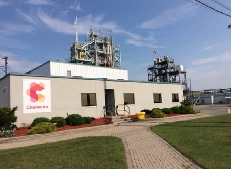 photo The Chemours Canada Company