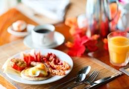 Breakfast bonanza: Excellent eggs Benedict in Calgary