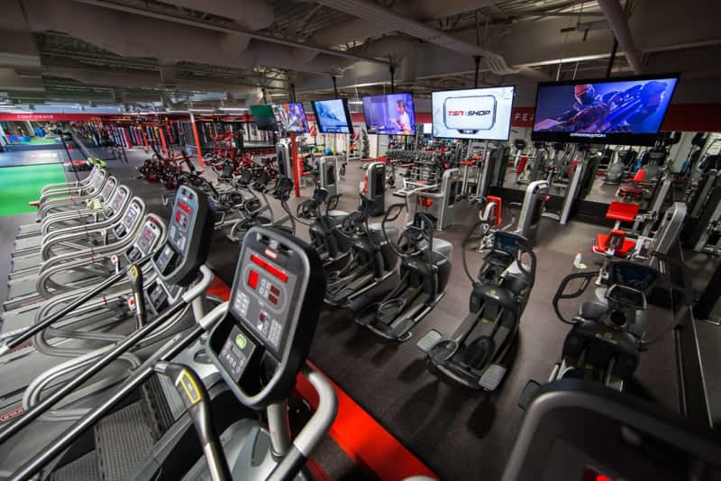UFC Gym North Edmonton - Edmonton, AB - 12938 St Albert Trail NW