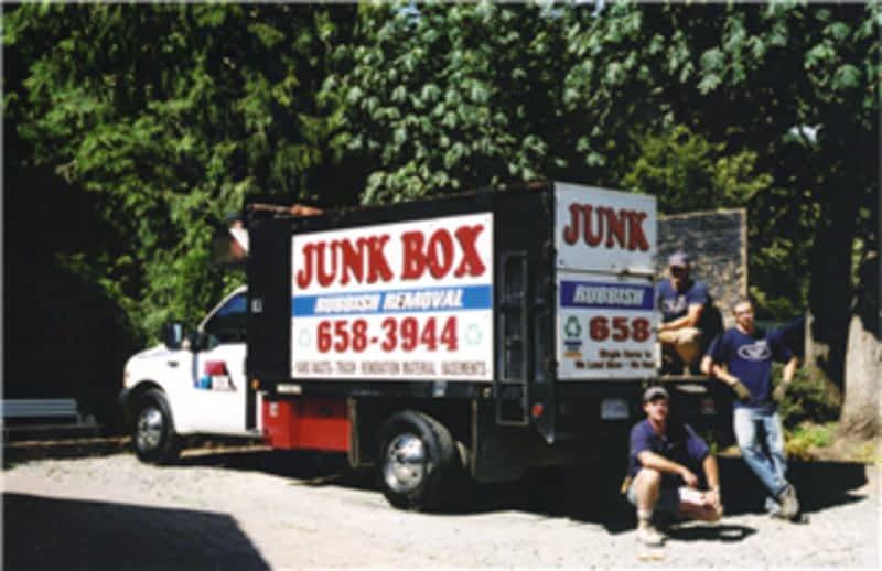 photo The Junk Box