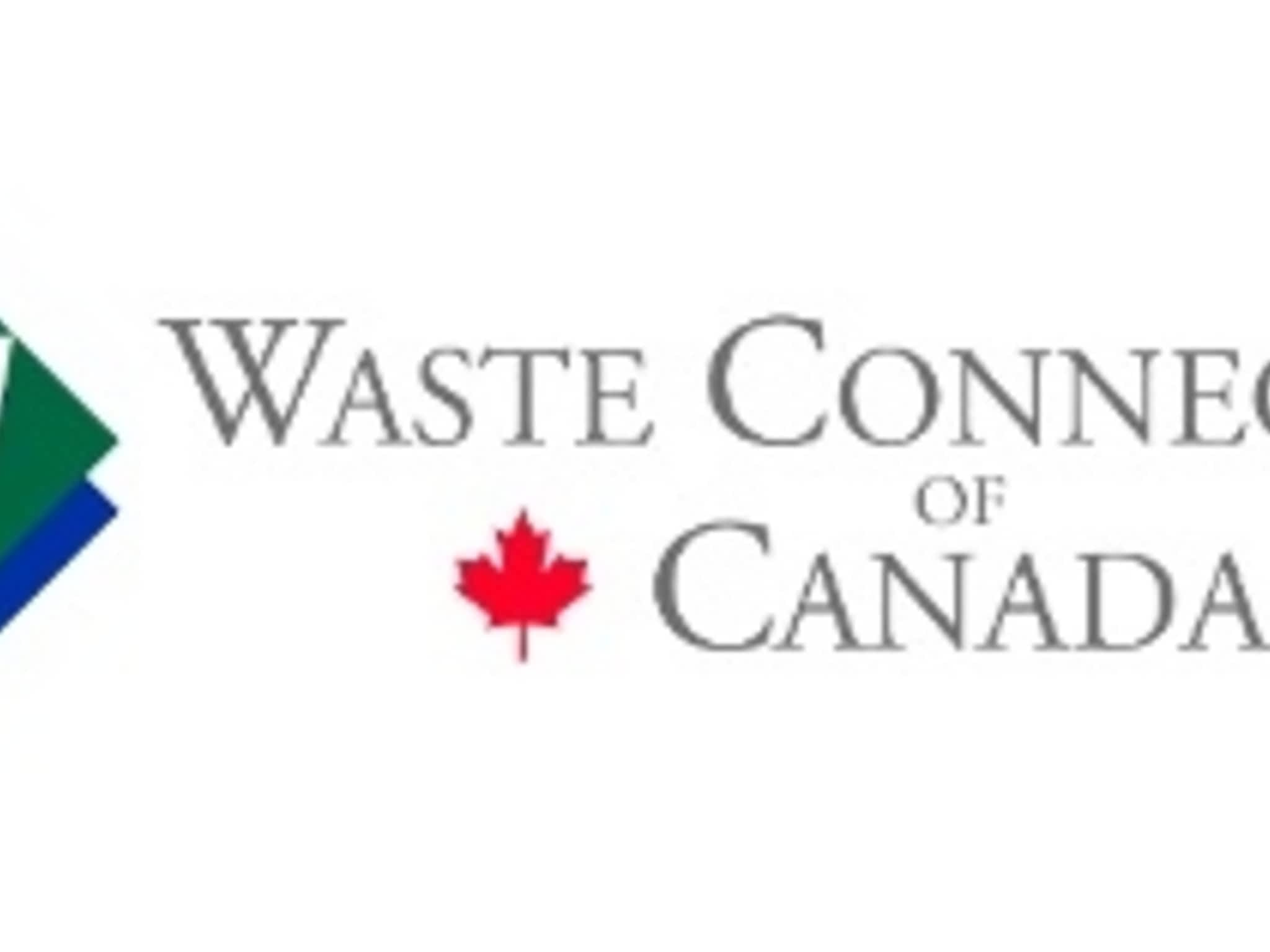 photo Waste Connections of Canada