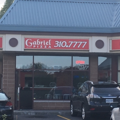 Gabriel Pizza - Fast Food Restaurants - 310-7777