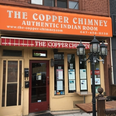 The Copper Chimney - Indian Restaurants - 647-436-2538