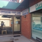 Lakeshore Foot Clinic of Mississauga - Chiropodists - 905-278-5557