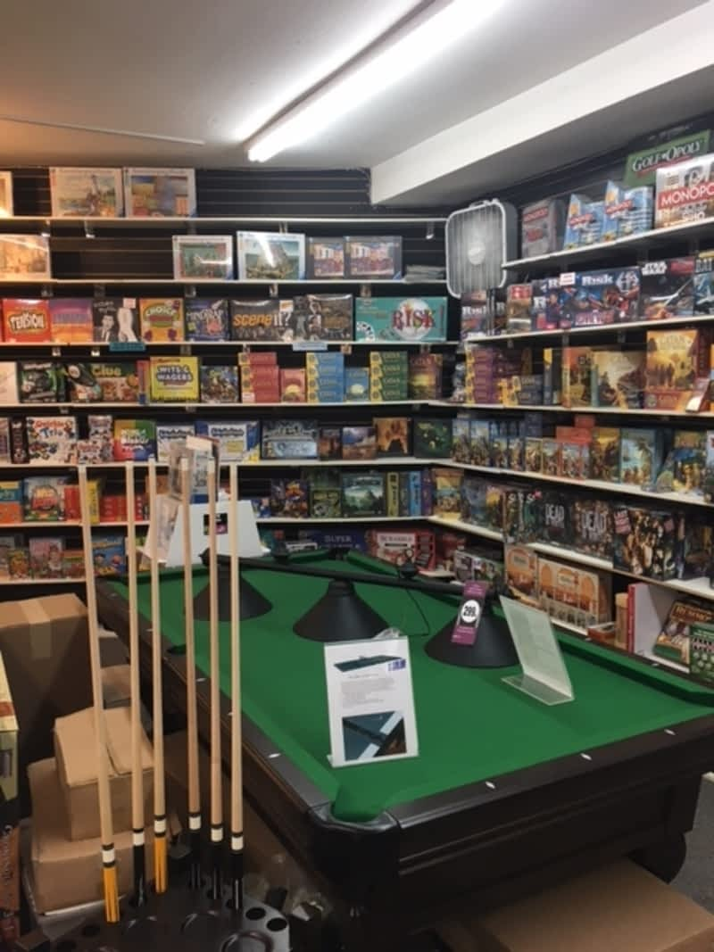 Man Cave Store Winnipeg : Dufferin games canpages