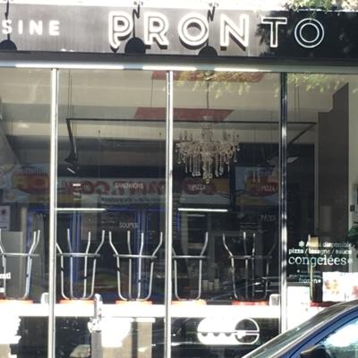 Cuisine Pronto Montréal - Restaurants