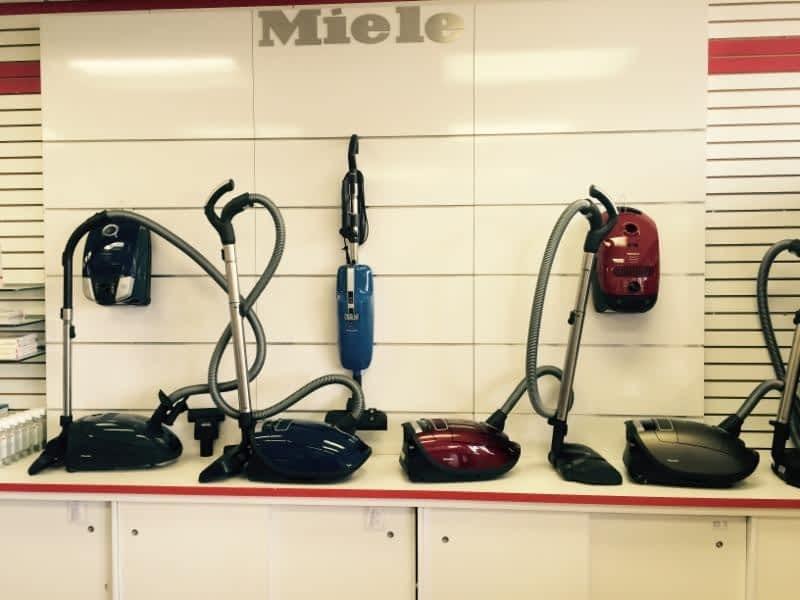 All Brand Vacuums Inc Edmonton Ab 6607 99 St Nw