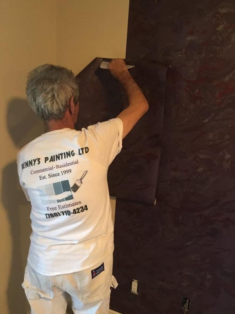 photo Benny's Painting Ltd