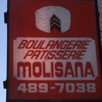 Boulangerie et Pâtisserie Molisana Inc - Boulangeries - 514-489-7038