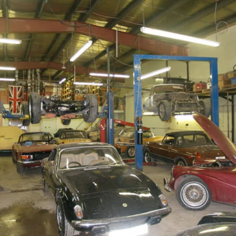 photo British Auto Specialists