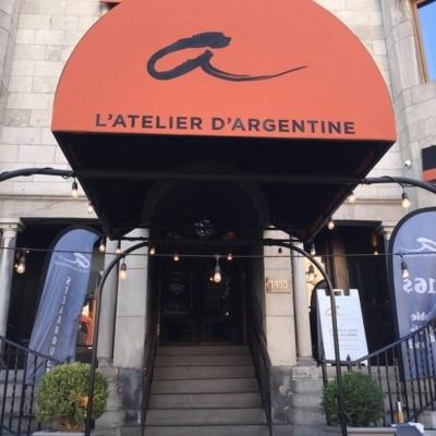 L'Atelier d'Argentine Downtown - Breakfast Restaurants - 514-439-8383