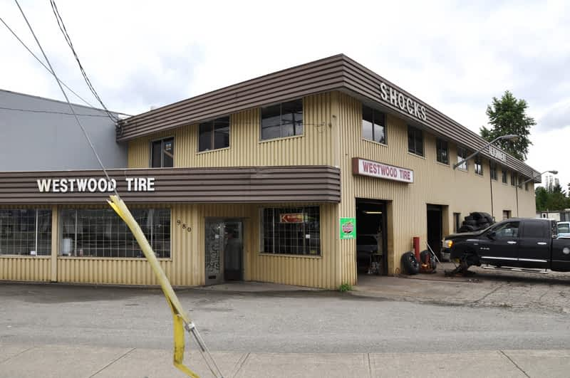 Westwood Tire Services Ltd - Coquitlam, BC - 980 Westwood ...