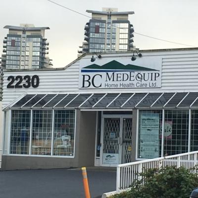 BC Medequip - Fournitures et matériel médical - 604-558-4788