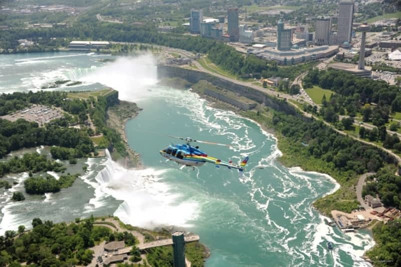 photo Niagara Helicopters Limited