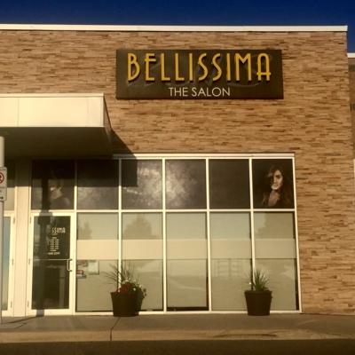 Bellissima The Salon - Salons de coiffure et de beauté - 905-668-2299