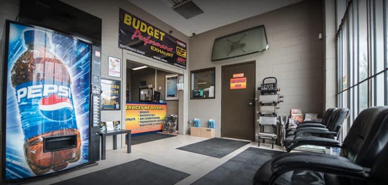 photo Budget Exhaust & Automotive