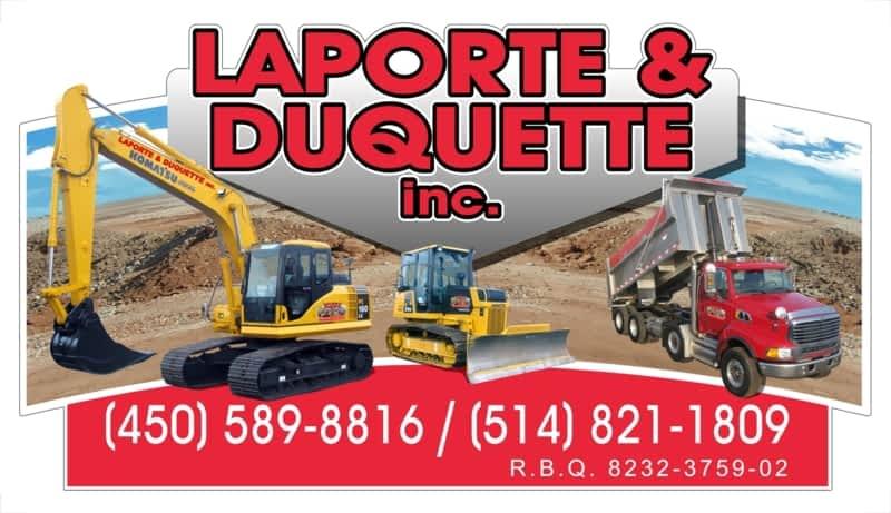Laporte duquette inc l 39 assomption qc 133 ch des for Laporte phone book