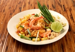 Edmonton Thai places with fresh and hot delivery