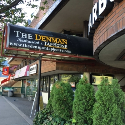 The Denman Tap House - Pubs - 604-568-3437