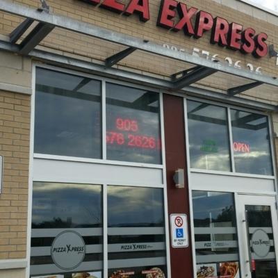 Pizza Xpress - Pizza & Pizzerias - 905-576-2626