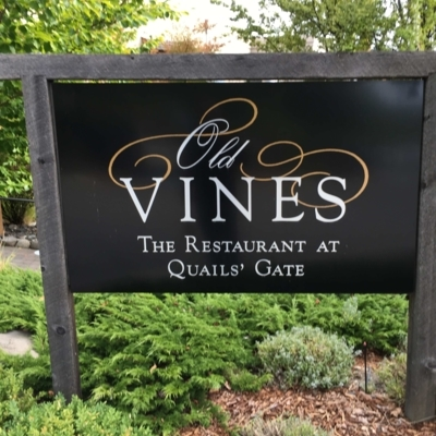 Old Vines Restaurant - Restaurants