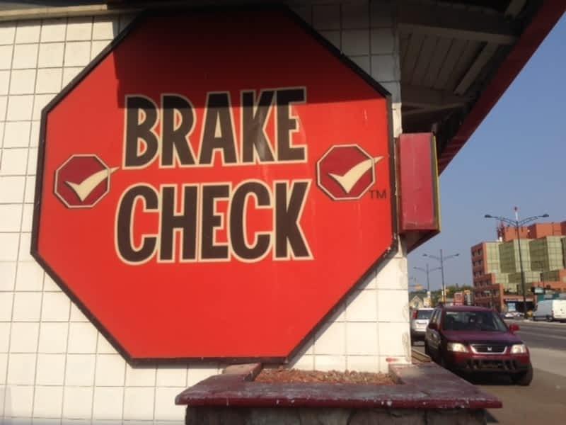 photo Brake Check