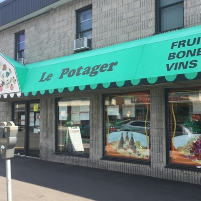 Le Potager Cowansville - Magasins de fruits et légumes - 450-263-2542