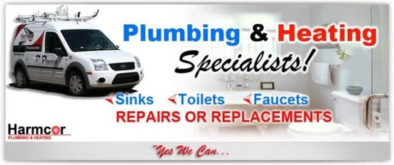 photo Harmcor Plumbing & Heating Ltd