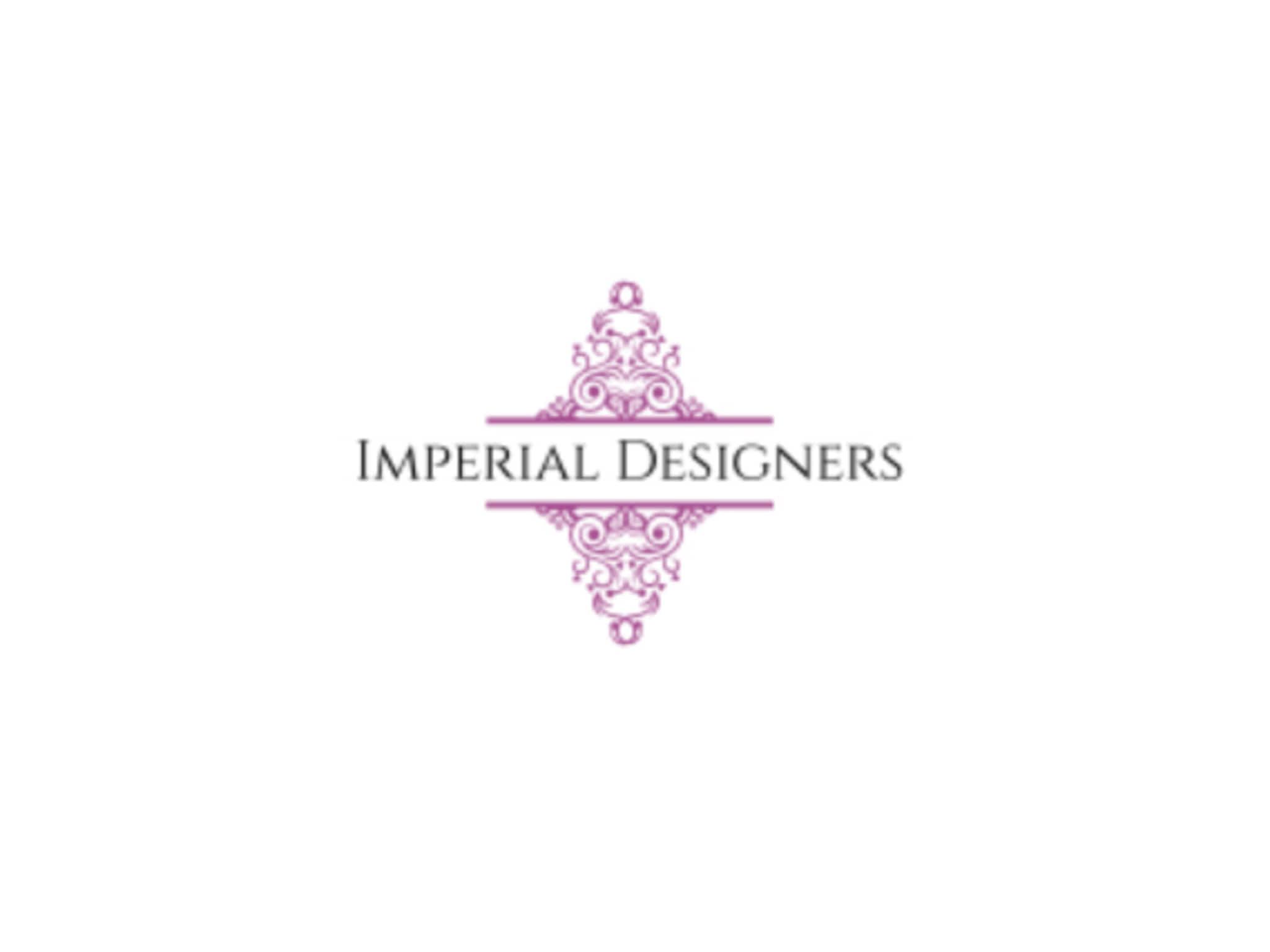 photo Imperial Designers