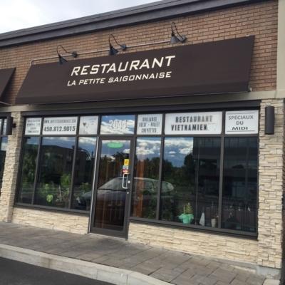 Restaurant La Petite Saïgonnaise - Restaurants - 450-812-9015