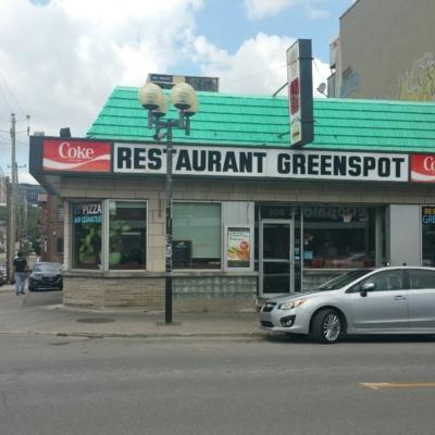 The Green Spot - Restaurants