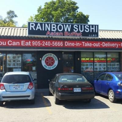 Rainbow Sushi - Sushi & Japanese Restaurants - 905-240-5666