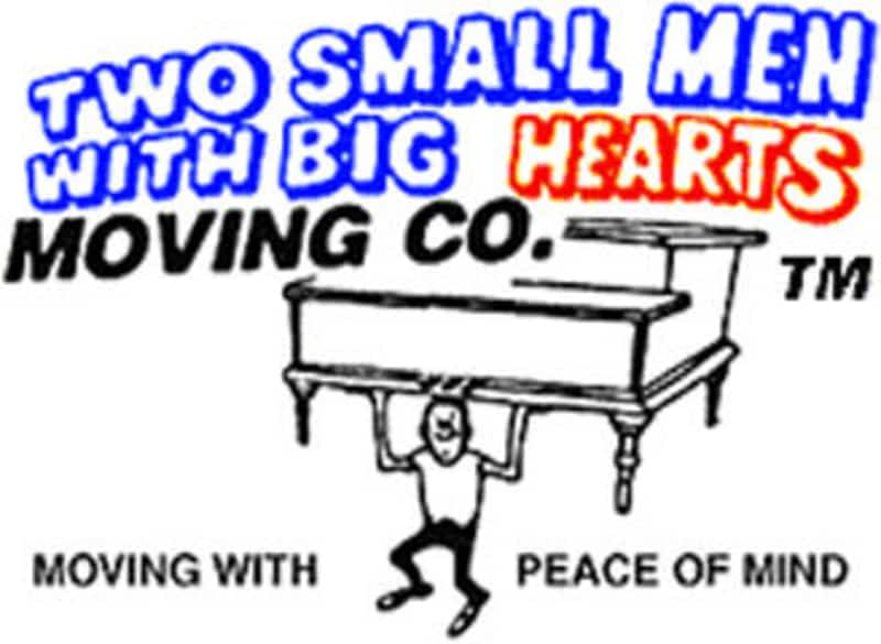 photo Two Small Men With Big Hearts