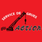Action Service De Grues Inc - Service et location de grues