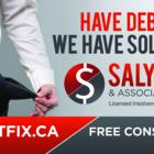 Salyzyn & Associates Limited - Syndics autorisés en insolvabilité - 902-865-5444