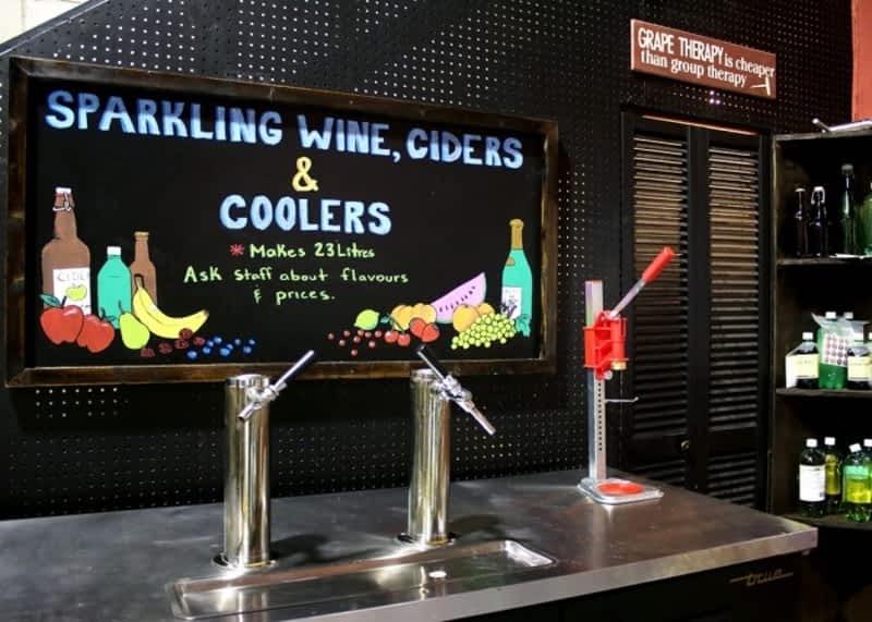 photo Cork It Wine Making Ltd