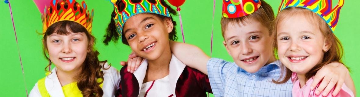 Fresh ideas for Toronto kids' birthday parties