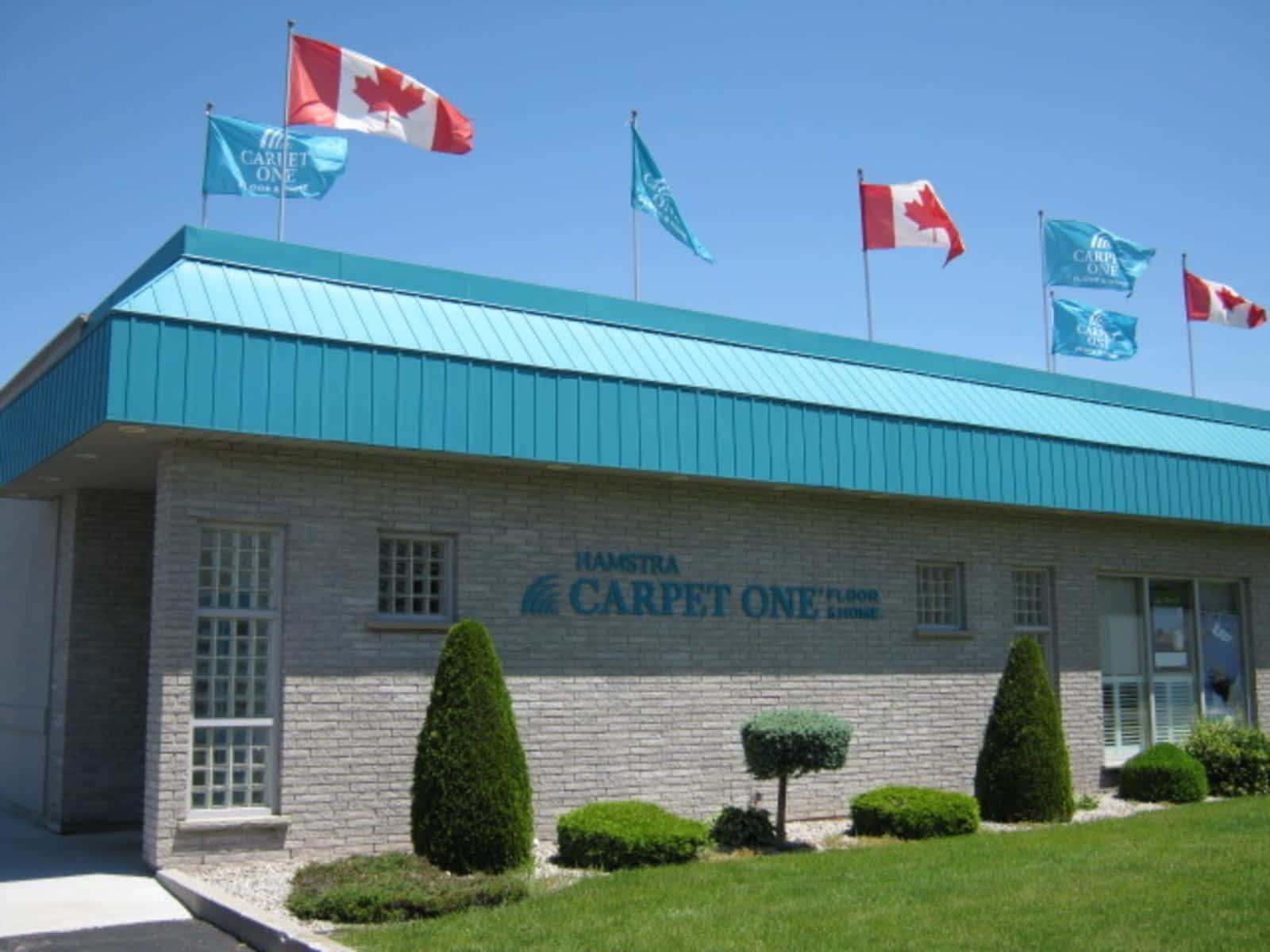 Hamstra Carpet One Floor And Home   Opening Hours   325 Caradoc St S,  Strathroy, ON
