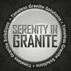 Serenity In Granite - Logo