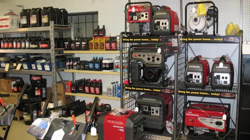 photo Vincent Lawn & Garden Equipment Inc