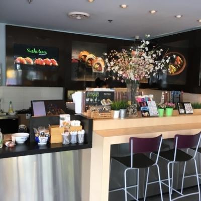 Sushi Shop - Restaurants