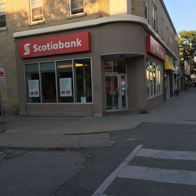 View Scotiabank's Toronto profile