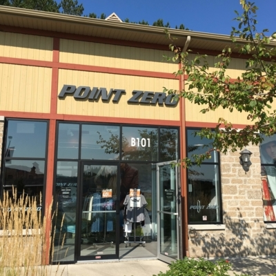 Point Zero - Clothing Stores - 819-425-8300