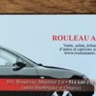 Rouleau Auto - Concessionnaires d'autos d'occasion - 514-640-1515