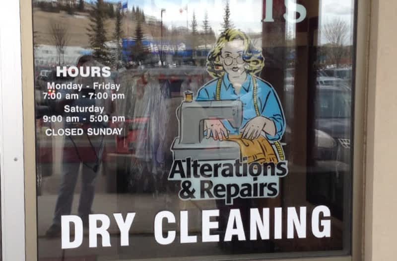 photo Shane's Fine Dry Cleaning