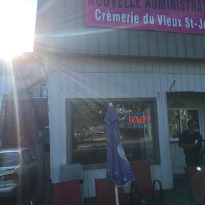 Crèmerie Du Vieux Saint-Jean - Bars laitiers - 450-357-9268