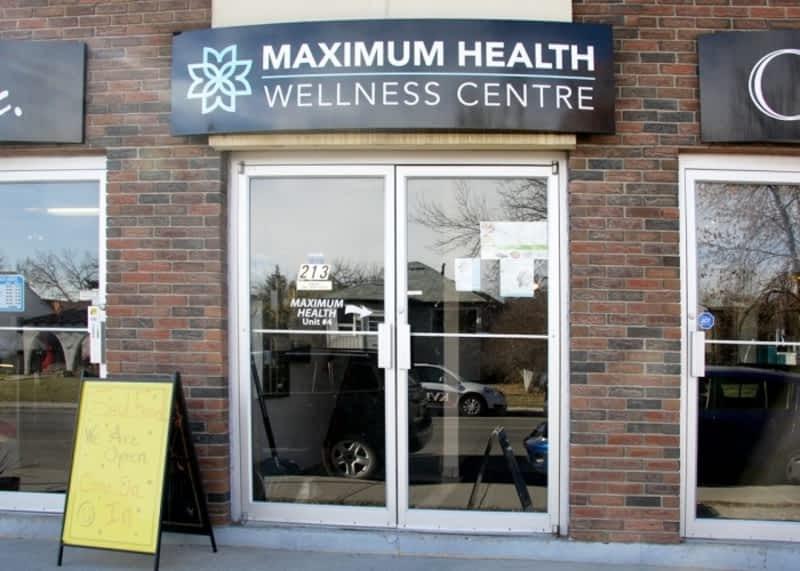 photo Maximum Health Wellness Centre
