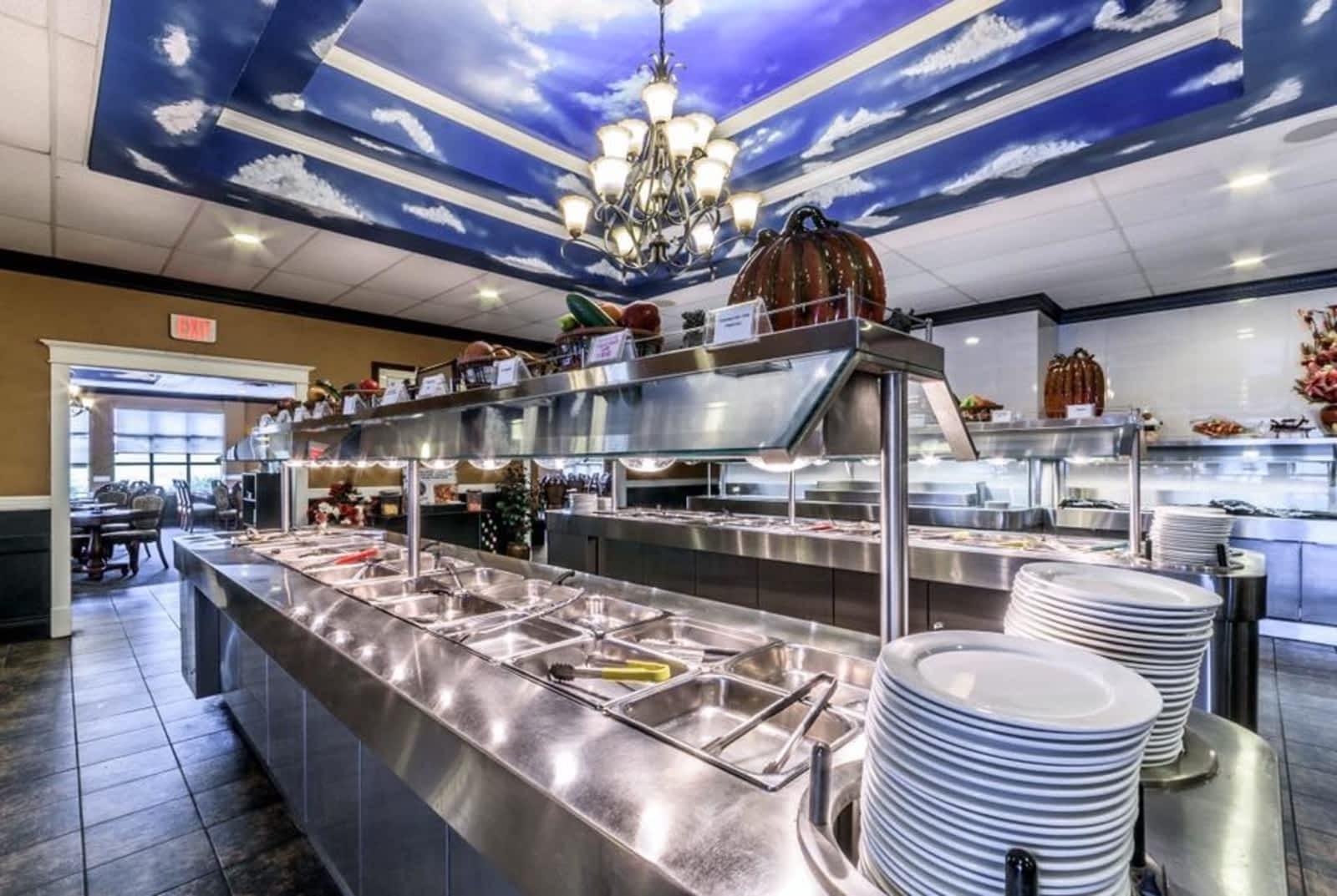 Golden Phoenix Buffet Restaurant - Opening Hours - 56A