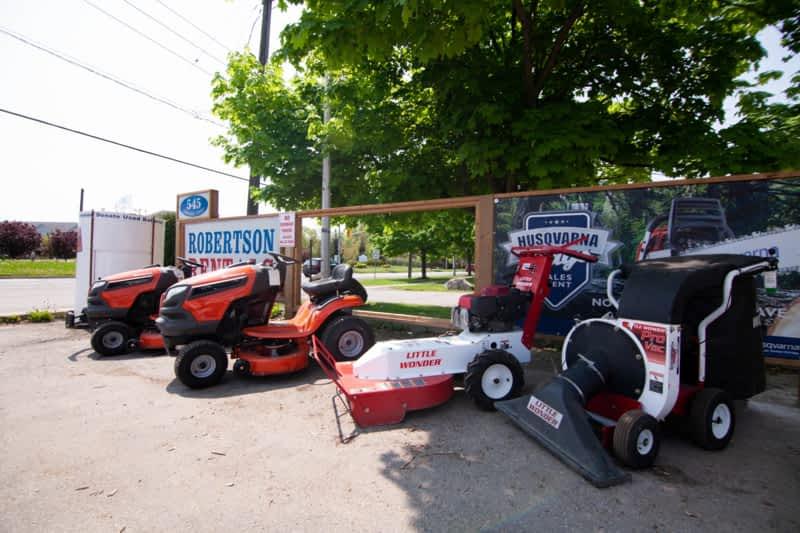 Robertson Rentals Inc St Catharines On 545 Ontario St