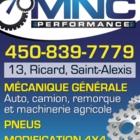 View MNC Performance INC's Saint-Charles-Borromée profile
